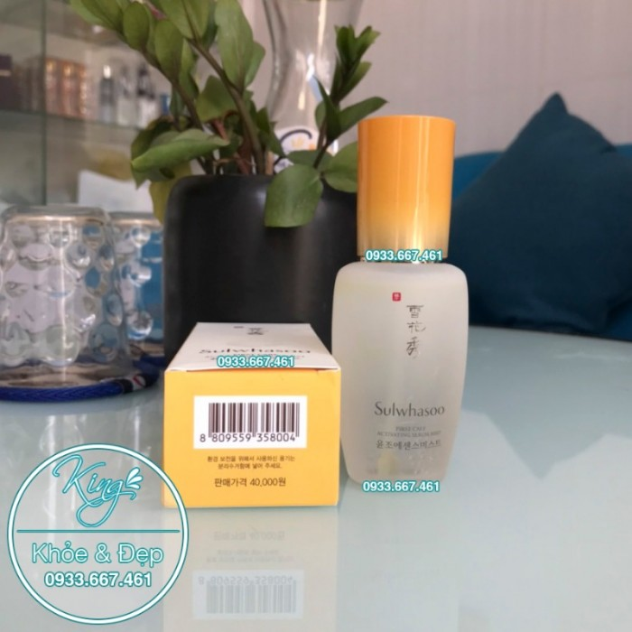 Xịt Dưỡng Sulwhasoo First Care Activating Serum Mist 50ml1