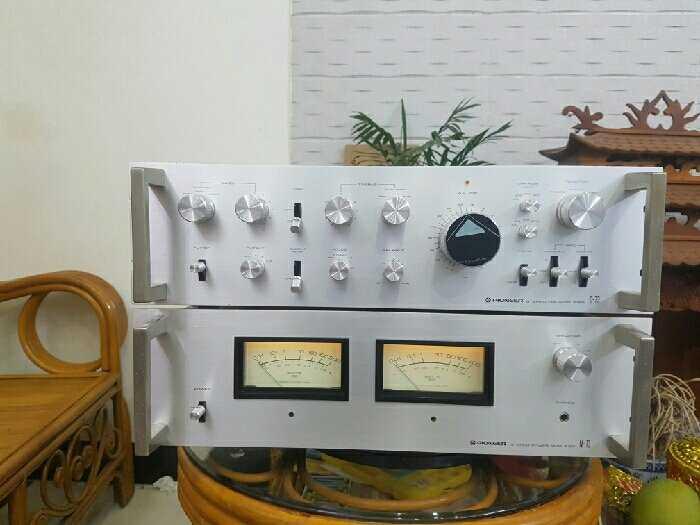 Bộ Kéo Đẩy . PRE- POW PIONEER -M73-C731