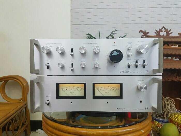 Bộ Kéo Đẩy . PRE- POW PIONEER -M73-C732