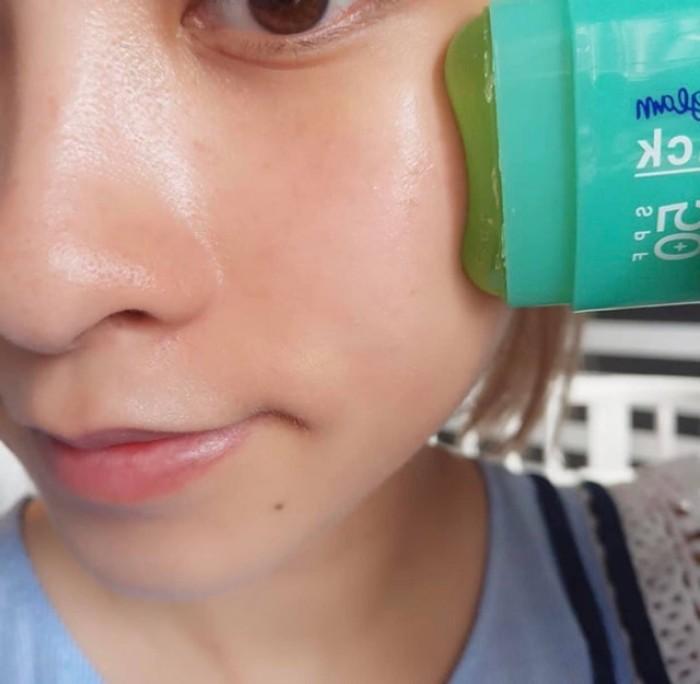 Thanh lăn chống nắng Sun Stick Ecoglam xách tay Hàn Quốc0