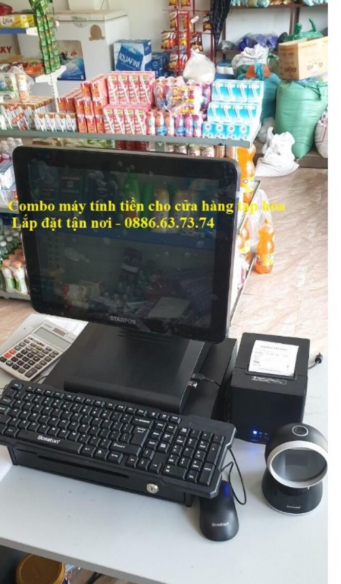 Cung cấp máy tính tiền giá rẻ cho Shop - cửa hàng tại Phú Yên3