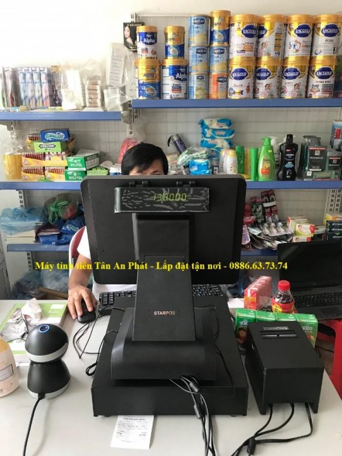 Cung cấp máy tính tiền giá rẻ cho Shop - cửa hàng tại Phú Yên2