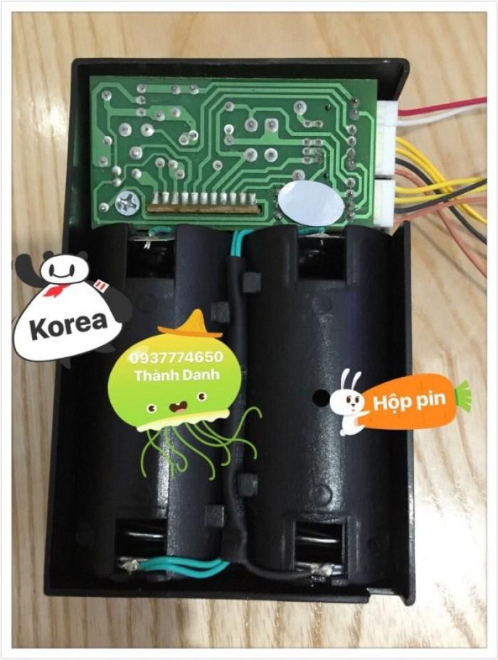 Máy tủ đứng đồng hồ gổ korea 27,5cm7