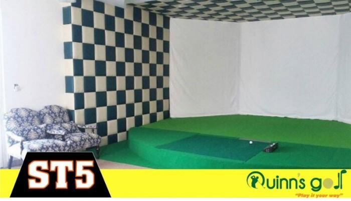 Thiết kế và thi công phòng tập golf 3D 3 màn hình1