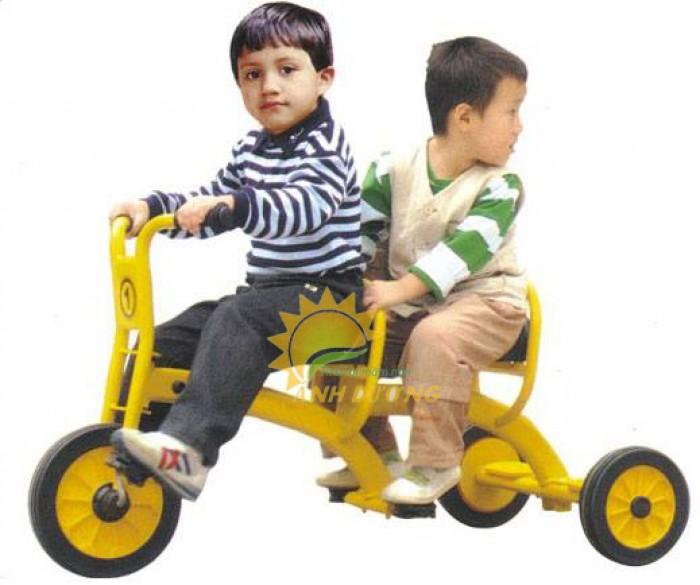 Chuyên xe đạp 3 bánh cho trẻ em mầm non giá rẻ, chất lượng cao10