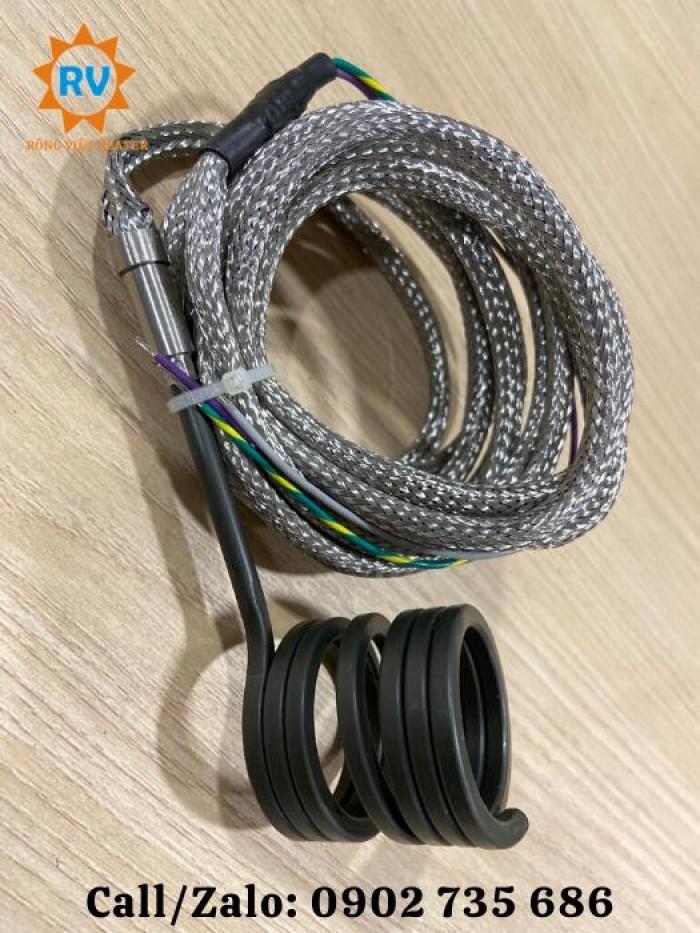 Điện trở lò xo 4mm2 40*50 ,30*40 / 220V-380V - 500W1