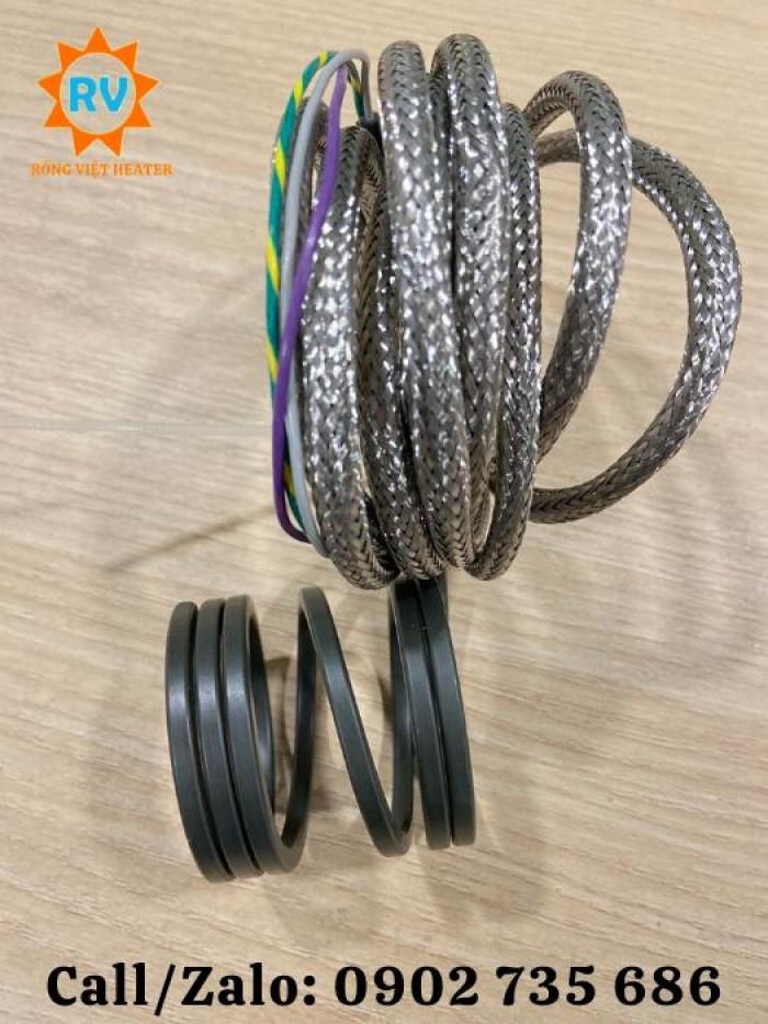 Điện trở lò xo 4mm2 40*50 ,30*40 / 220V-380V - 500W2
