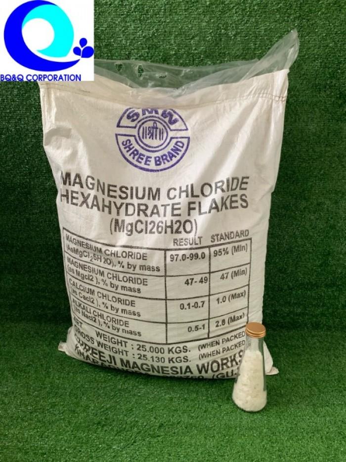 Mua bán muối MgCl2 dạng vảy Ấn Độ giá tốt3