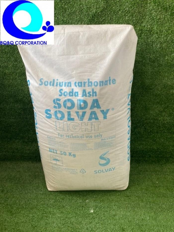 SODA nóng - Solvay bao 50kg1