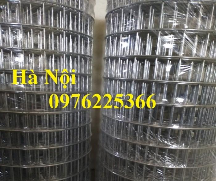 Lưới thép mạ kẽm ô 25x25mm,30x30mm, 50x50mm, 100x100mm1