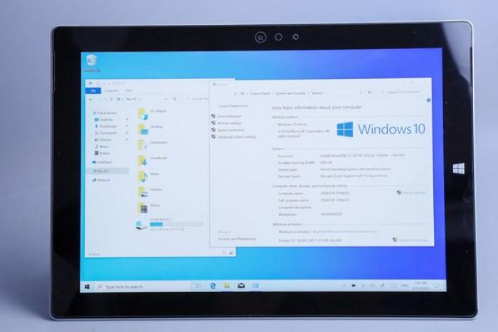 Surface Pro 5 2017 | SSD 128GB | core i5 | RAM 4GB | 97%   - IMI178774