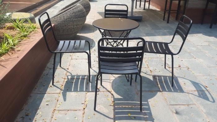 Bộ bàn ghế cafe giá tốt tại xưởng sản xuất..1