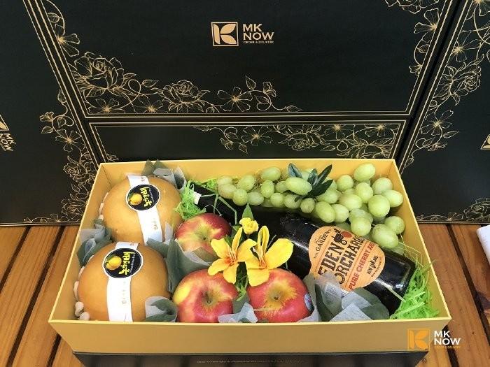 Hộp trái cây tặng đối tác - FSNK140