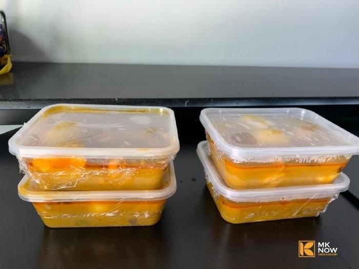 Cà ri gà khoai tây - Chicken curry - MKnow - Ảnh: 10