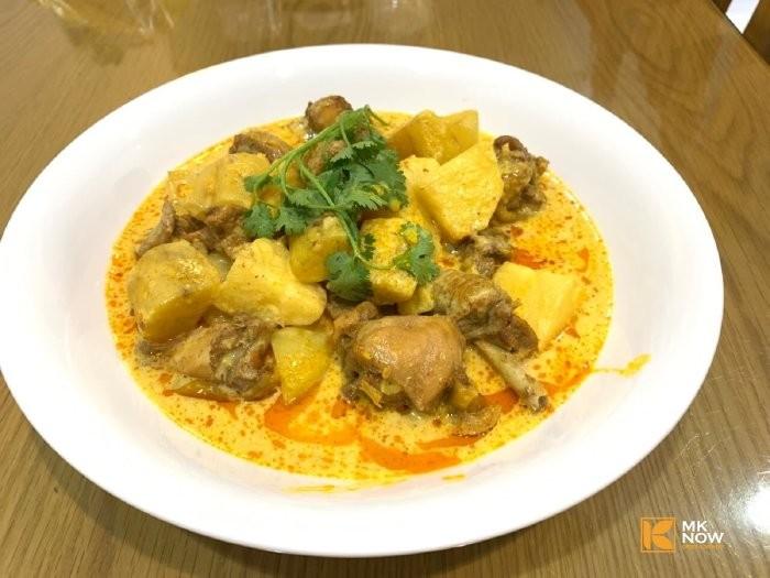 Cà ri gà khoai tây - Chicken curry - MKnow - Ảnh: 32