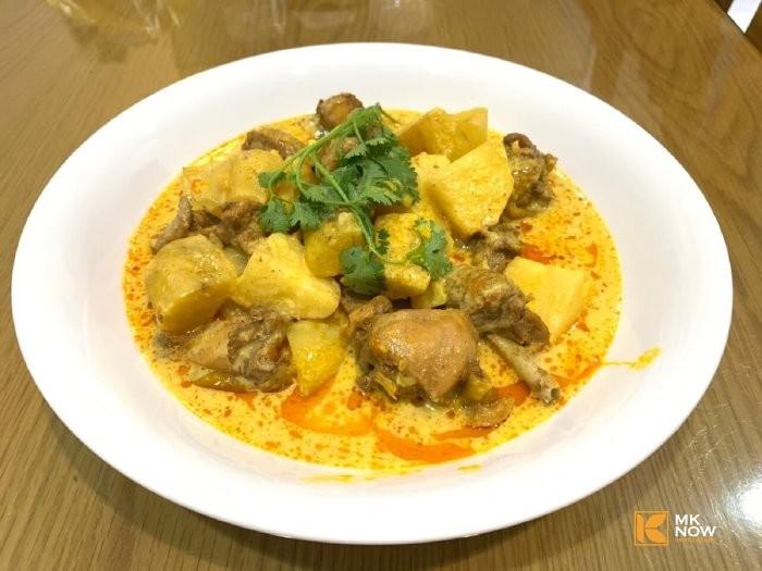 Cà ri gà khoai tây - Chicken curry - MKnow - Ảnh: 43