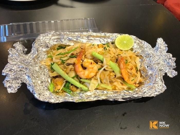 Pad Thái tôm thịt - Hủ tiếu xào kiểu Thái sốt không cay MKnow - Ảnh: 21