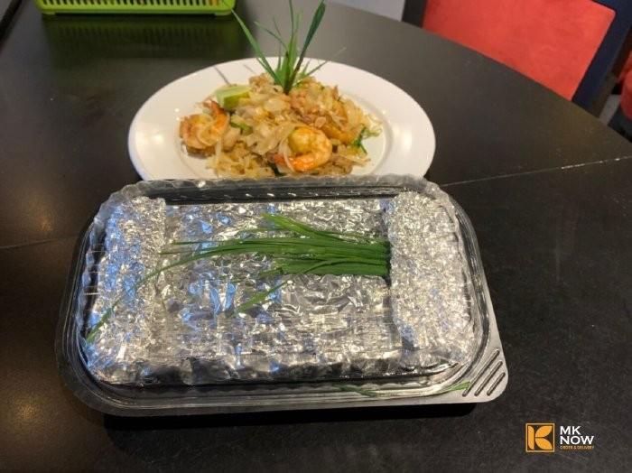 Pad Thái tôm thịt - Hủ tiếu xào kiểu Thái sốt không cay MKnow - Ảnh: 32