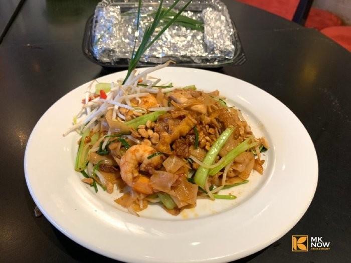 Pad Thái tôm thịt - Hủ tiếu xào kiểu Thái sốt cay MKnow - Ảnh: 43