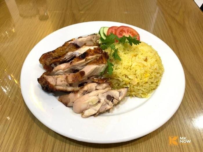 Cơm gà nướng Singapore MKnow - Ảnh: 32