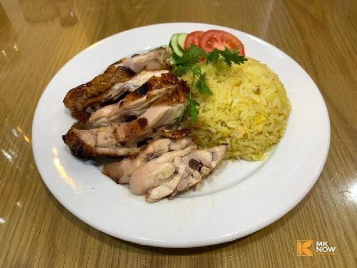 Cơm gà nướng Singapore MKnow - Ảnh: 43