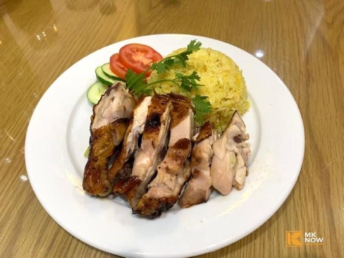 Cơm gà nướng Singapore MKnow - Ảnh: 21