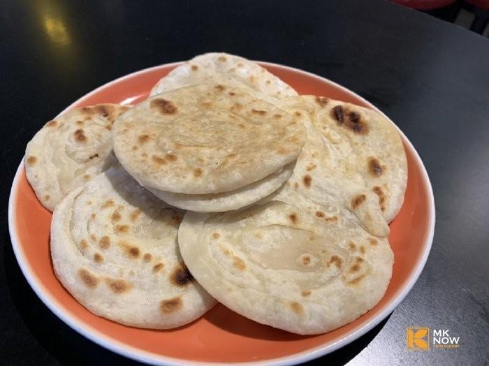 Bánh mì Naan Ấn Độ MKnow - Ảnh: 21