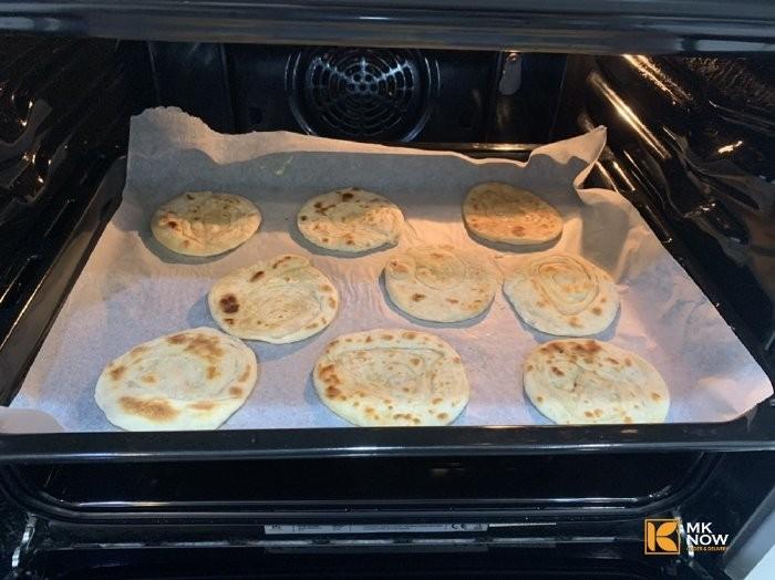 Bánh mì Naan Ấn Độ MKnow - Ảnh: 10