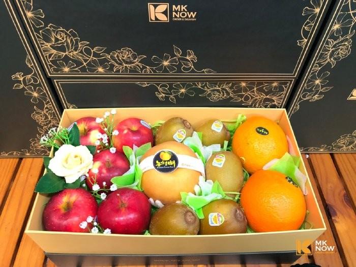 Hộp trái cây quà tặng sinh nhật mẹ - FSNK143 - Ảnh: 10