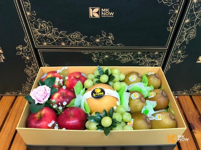 Hộp trái cây quà tặng bố mẹ - FSNK144 - Ảnh: 10