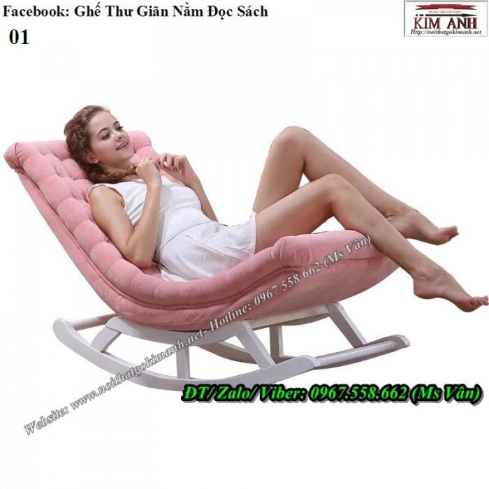 Ghế nằm cho người đau lưng