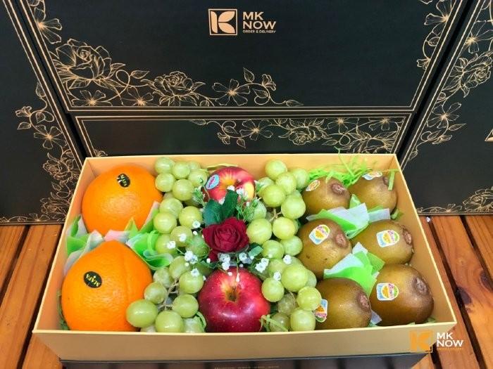 Hộp quà trái cây tặng MKnow - FSNK145 - Ảnh: 10