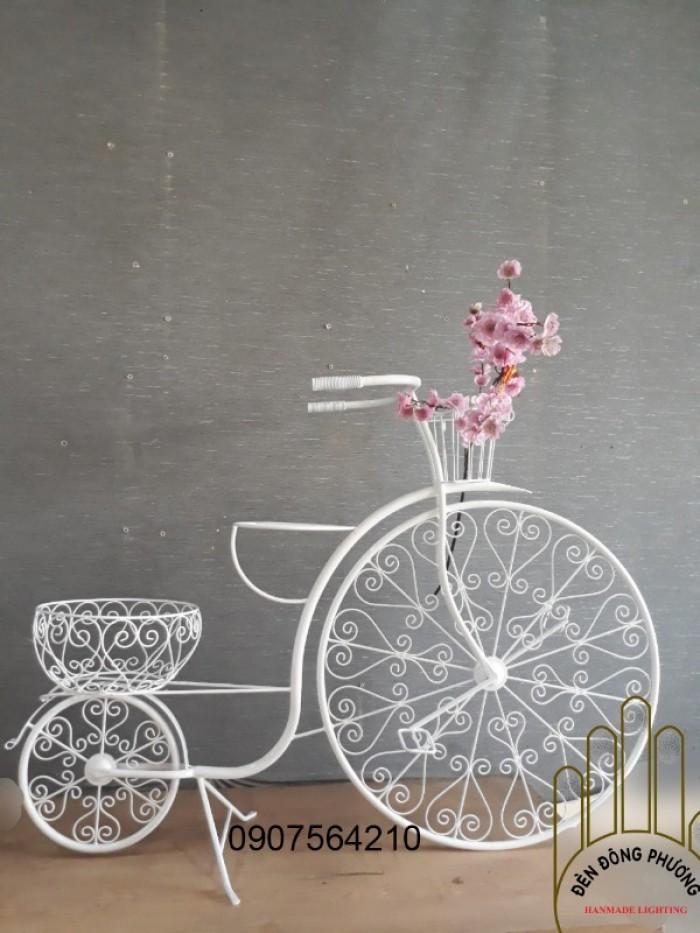 Xưởng sản xuất xe đạp sắt hoa văn0