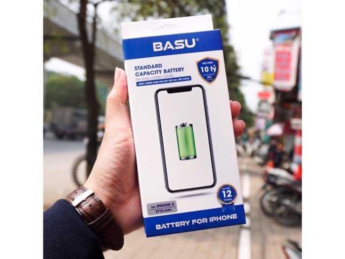 Pin iphone 6S , Pin iphone các loại Hàng chính hãng BASU2
