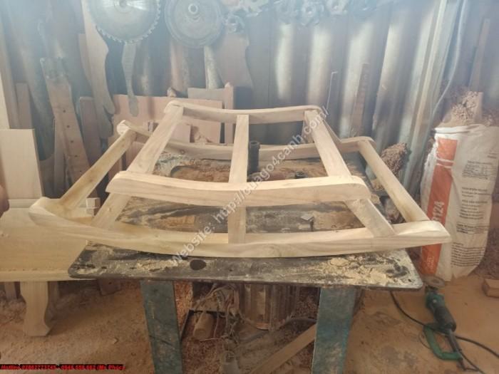 Ghế thư giãn gỗ tự nhiên giá rẻ15