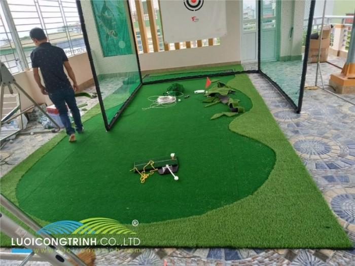 Thiết kế thi công sân tập Golf, Golf Mini, Putting green4