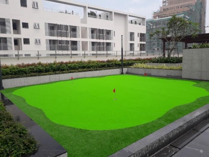 Thiết kế thi công sân tập Golf, Golf Mini, Putting green2