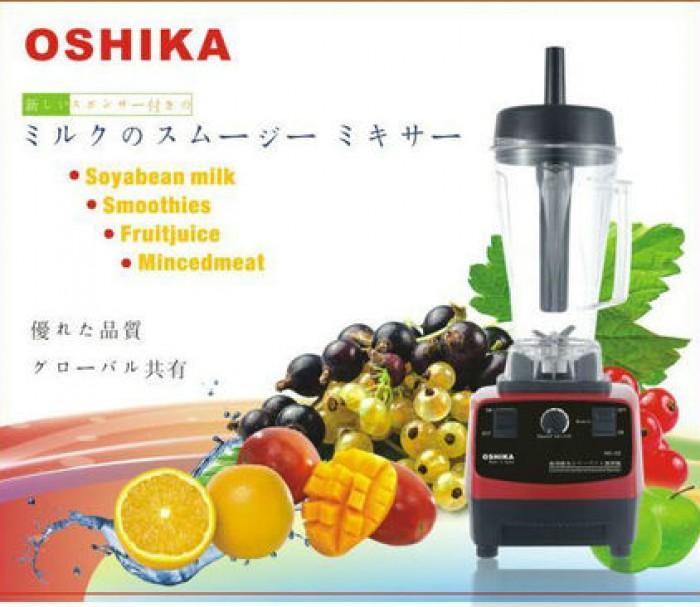 Máy xay sinh tố công nghiệp Nhật Bản Oshika HD-02 hàng chính hãng  giá rẻ0