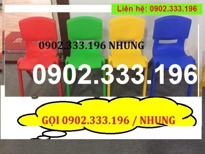 Bàn ghế mầm non, bàn ghế mầm non rẻ, ghế nhựa mầm non6