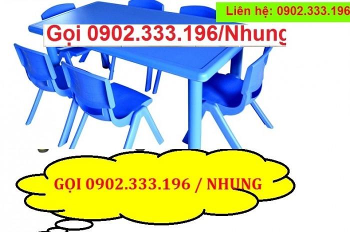 Bàn ghế mầm non, bàn ghế mầm non rẻ, ghế nhựa mầm non8