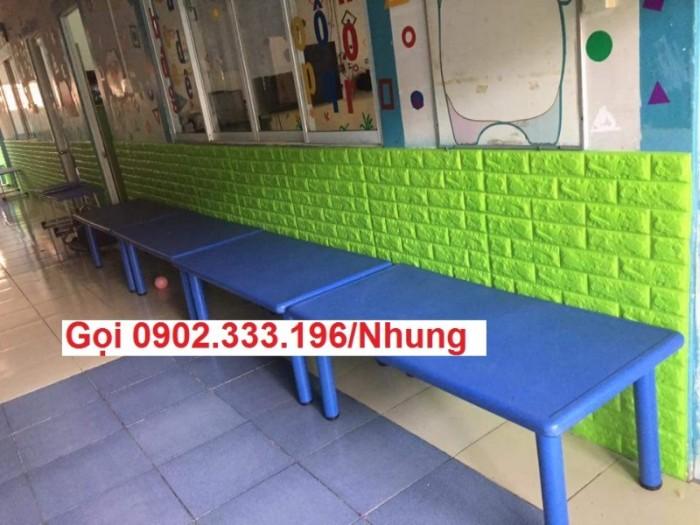 Bàn ghế mầm non, bàn ghế mầm non rẻ, ghế nhựa mầm non21