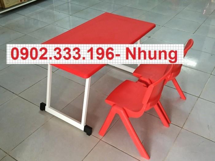 Bàn ghế mầm non, bàn ghế mầm non rẻ, ghế nhựa mầm non27
