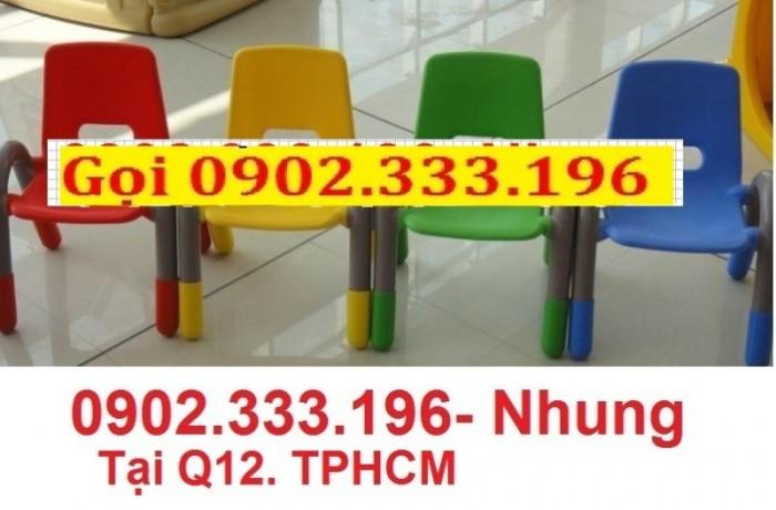Bàn ghế mầm non, bàn ghế mầm non rẻ, ghế nhựa mầm non29