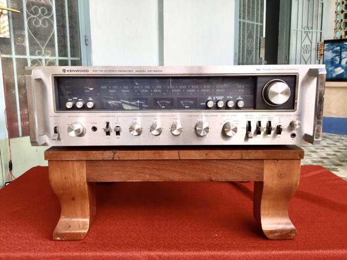 Tân Audio biên hòa KENWOOD KR 96000