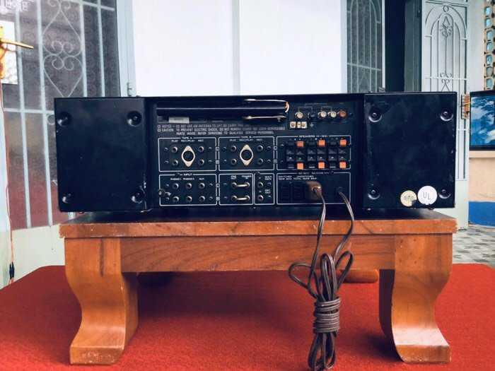 Tân Audio biên hòa KENWOOD KR 96002
