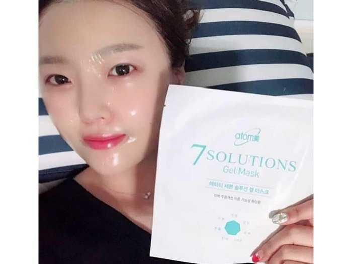 Mặt nạ dưỡng da Atomy 7 Solutions3