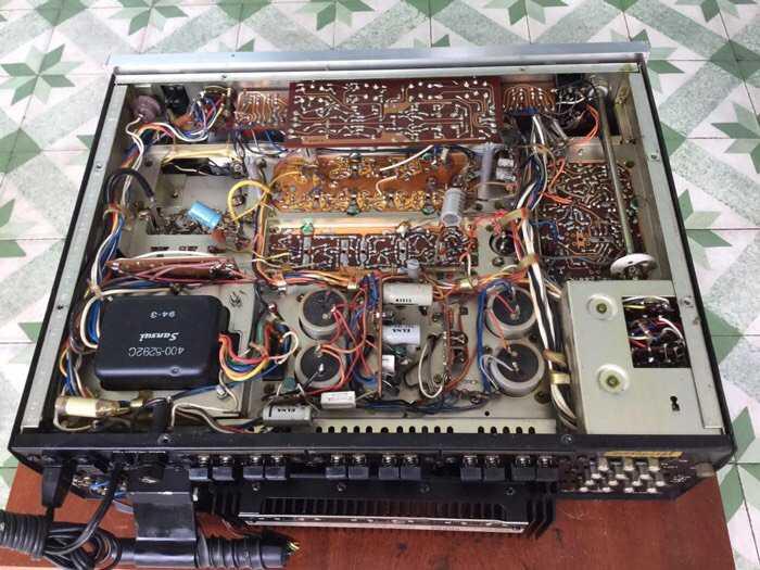 Tân Audio biên hoà  sansui 5000 A1