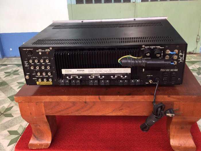 Tân Audio biên hoà  sansui 5000 A4