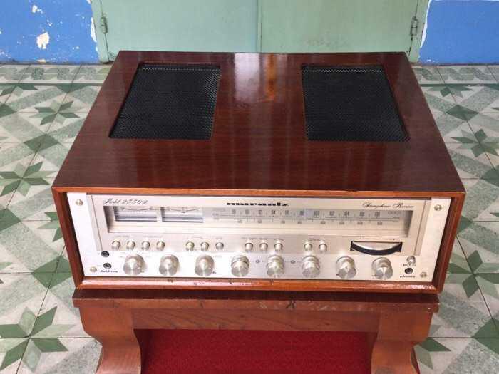 Tân Audio biên hoà  AMPLY MARANTZ 2330B (đẹp xuất săc Zin nguyên bản)0