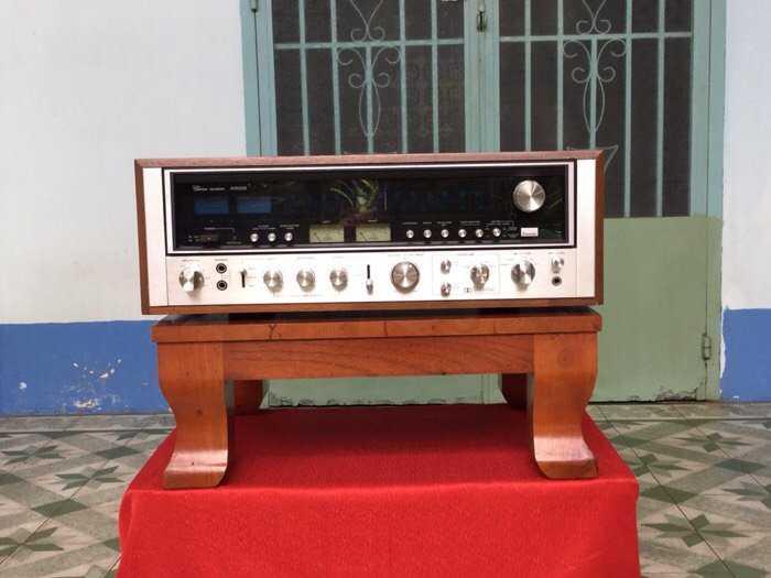Tân Audio biên hoà SANSUI 9090DB ( zin nguyên bản đẹp xuất sắc)0